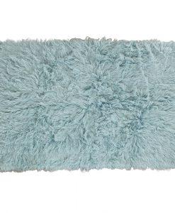 Flokati Rug 1400g/m2 60x120cm Blue 1