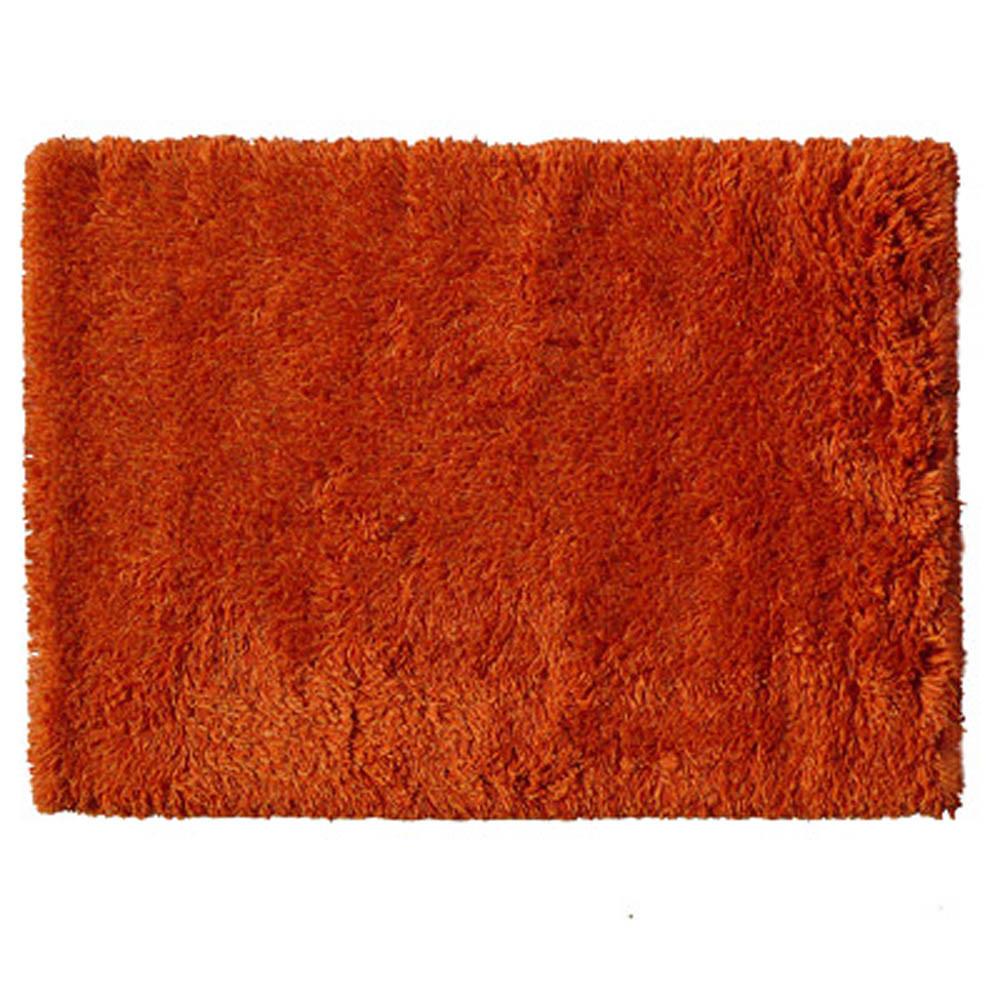 Buy Highlander Shaggy Rug Mixed Orange 110x170cm Sku Ho2