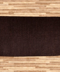 Hemp Braid Rug Brown 170x240cm 1