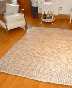 Hemp Braid Rug Natural 110x170cm 1