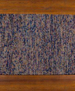 Marbles Blue/Grey 110x170cm 1