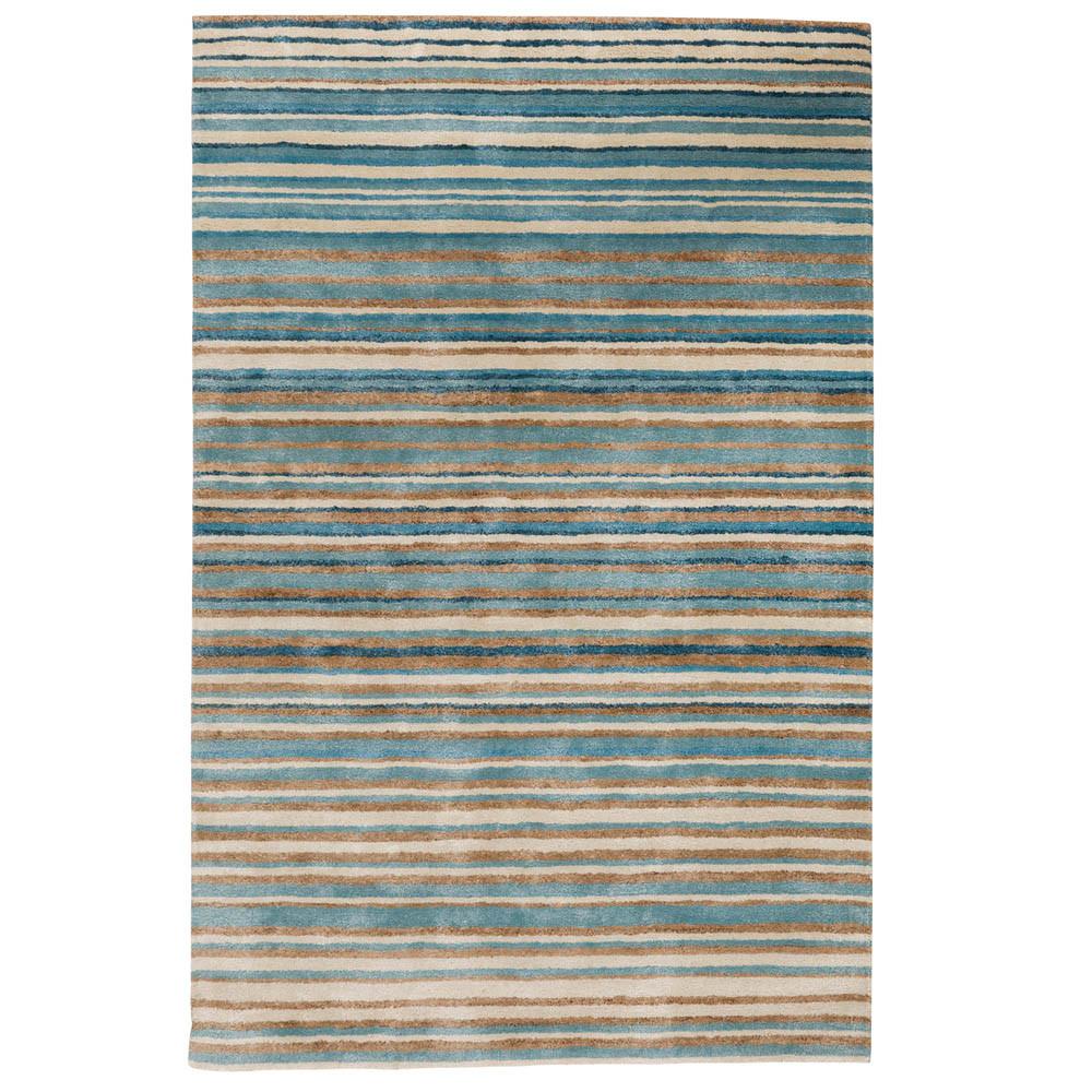 buy stripe rug wool jute bamboo xcm nautical online  the  - stripe rug wool jute bamboo xcm nautical