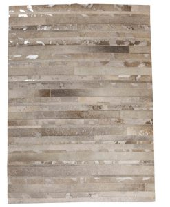 Patchwork Leather/Cowhide Rug SGP1697 120x180cm 1