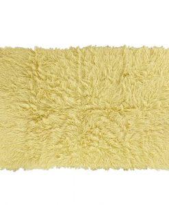 Flokati Rug 1400g/m2 170x240cm Yellow 1