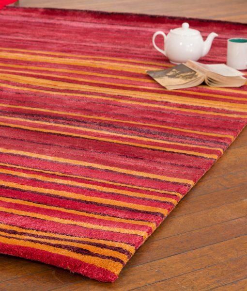 Bespoke Stripe Rugs 8