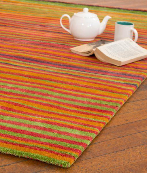 Bespoke Stripe Rugs 4