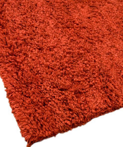 Curly Rug Red 140x200cm 1