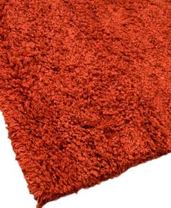 Curly Rug Red 250x350cm 1