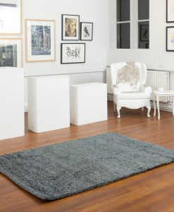 Curly Rug Blues 70x140cm 1
