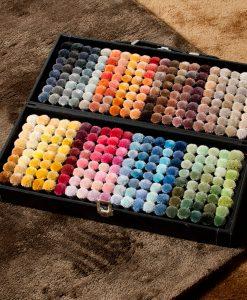 Bespoke Felted Knit Wool Rugs 2