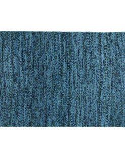 Knit Melange Deep Ocean 110x170cm 1