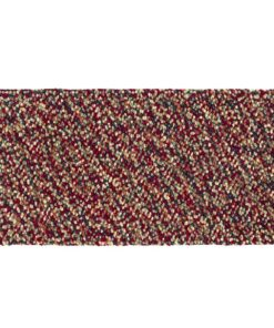 Pebble Felt Cranberry 110x170cm 1