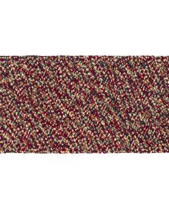 Pebble Felt Cranberry 110x170cm 1