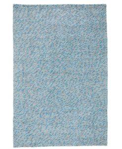 Felt Pebble Rug Turquoise 250x350cm 1
