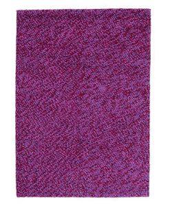 Felt Pebbles Lilac 140x200cm 1