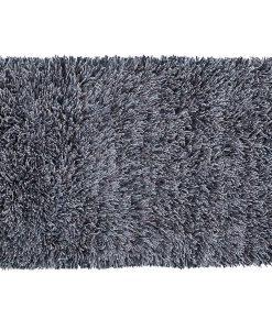 Fusilli Shag Rug Greys 70x140cm 1