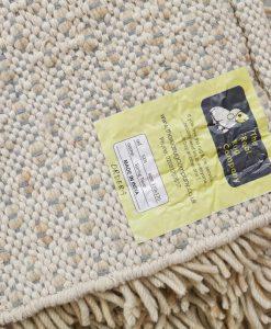 Fusilli Shag Rug Natural Tones 70x140cm 2