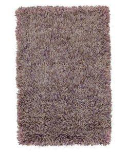 Fusilli Shag Rug Purples/Browns 200x300cm 1