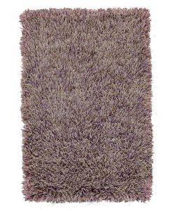 Fusilli Shag Rug Purples/Browns 70x140cm 1