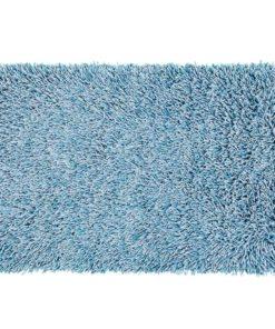 Fusilli Shag Rug Turquoise 200x300cm 1