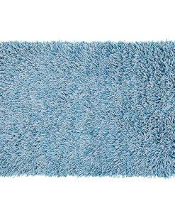 Fusilli Shag Rug Turquoise 70x140cm 1