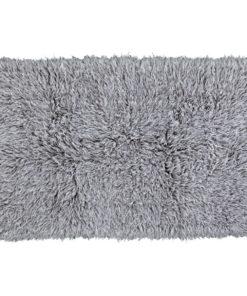 Natural Grey/White/Brown Flokati 2800g/m2 200x 300cm 1