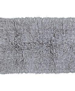 Natural Grey/White/Brown Flokati 2800g/m2 110 x170cm 1