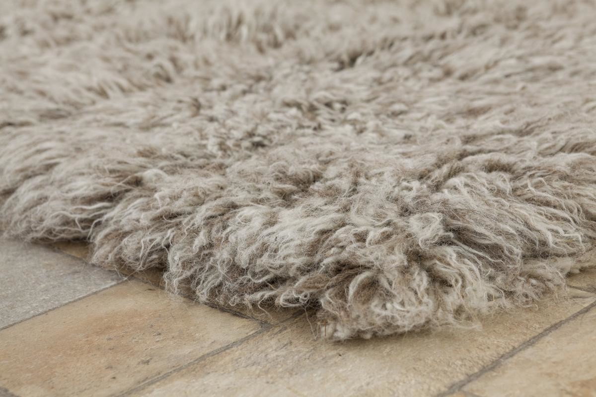 Buy Natural Grey White Brown Flokati 2800g M2 70x140cm