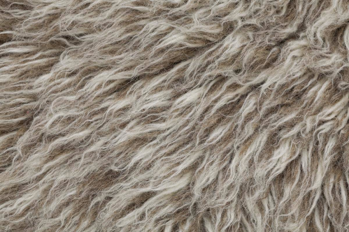 Buy Natural Grey White Brown Flokati 2800g M2 140x200cm
