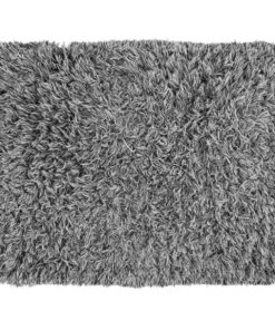Highlander Shaggy Rug Mixed Grey 70x140cm 1