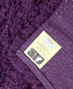 Highlander Shaggy Rug Mixed Purple 70x140cm 2
