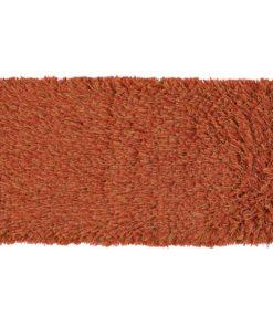 Highlander Shaggy Rug Mixed Orange 110x170cm 1