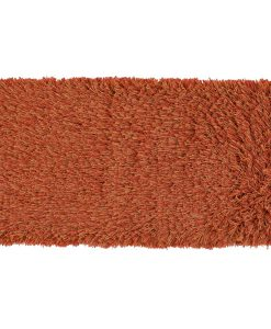 Highlander Shaggy Rug Mixed Orange 110x170cm 1