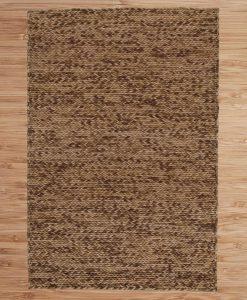 Knit Melange Expresso 140x200cm 2
