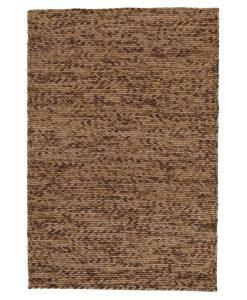 Knit Melange Expresso 70x140cm 1