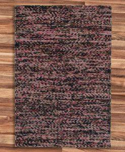 Knit Melange Pine Bark 170x240cm 2