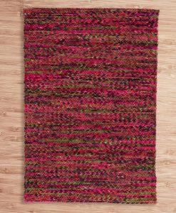 Knit Melange Watermelon 110x170cm 2