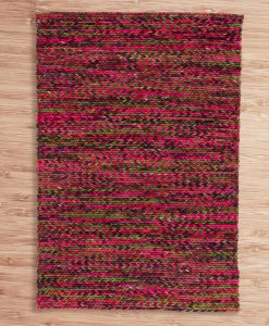 Knit Melange Watermelon 170x240cm 2