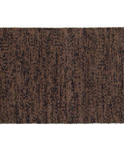 Knit Melange Winston Brown 70x140cm 1