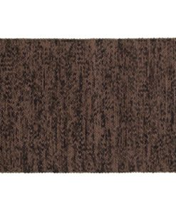 Knit Melange Winston Brown 110x170cm 1