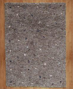 Stone Garden Rug Brush 110x170cm 2