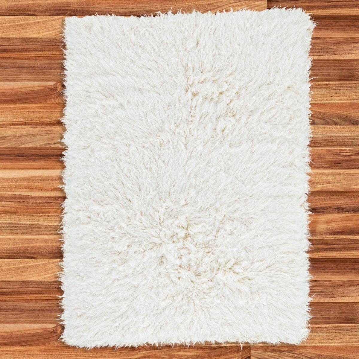 Buy Natural Flokati Rug 2800g/m2 200x300cm