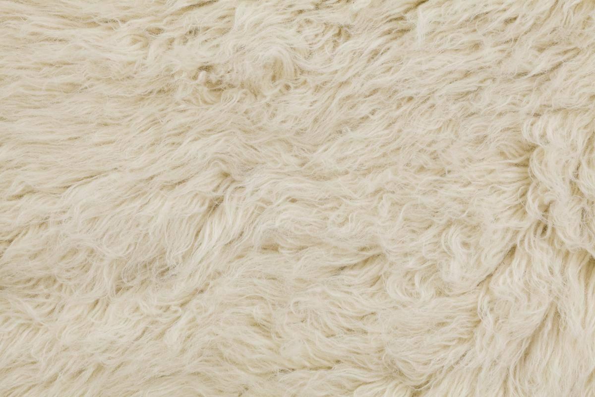 buy natural flokati rug 2800g m2 200cm round sku 66666009 online the real rug company